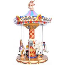 Kiddy carousel