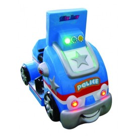 Monitor kiddy rides