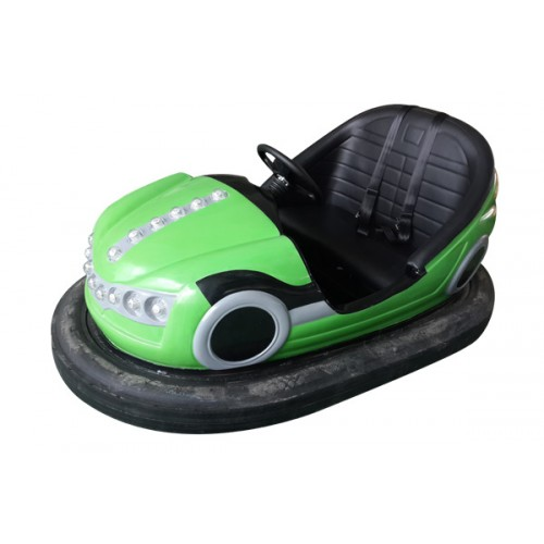 Smiley bumper car