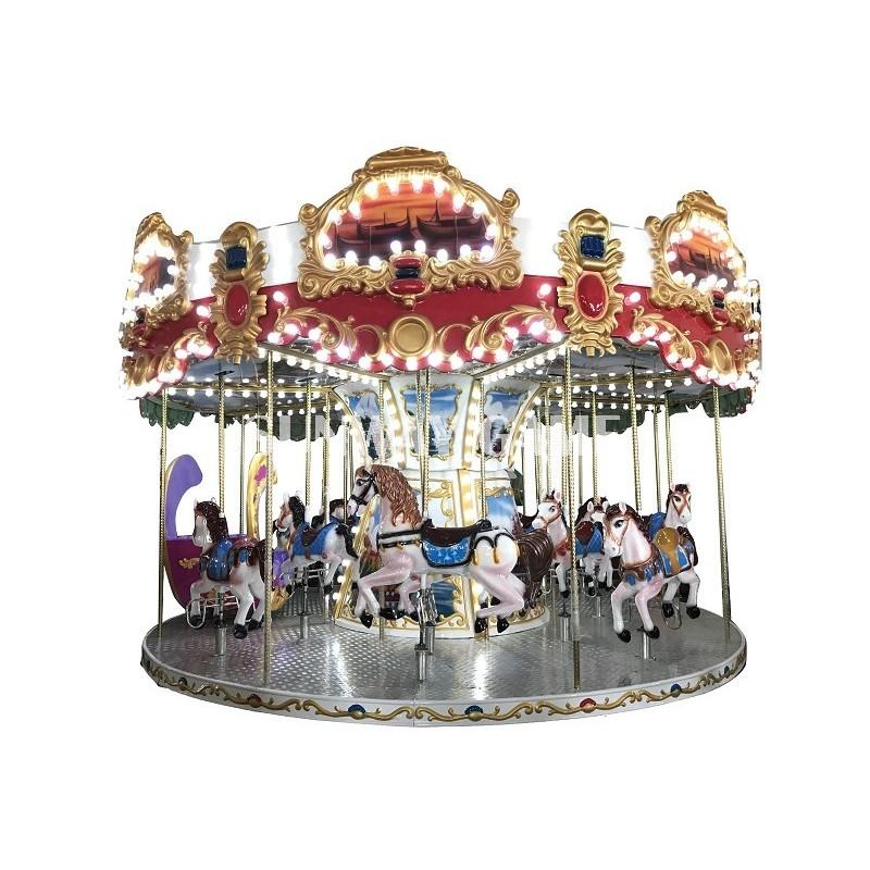 16 seats merry go round