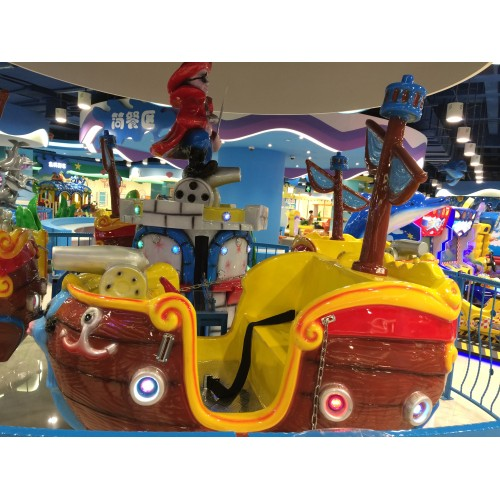 Pirateship rides