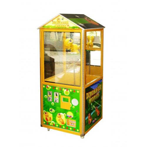 Dinosaur vending