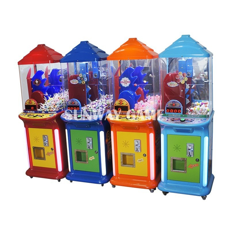 Chupa chups vending (Candy house/Toy story)