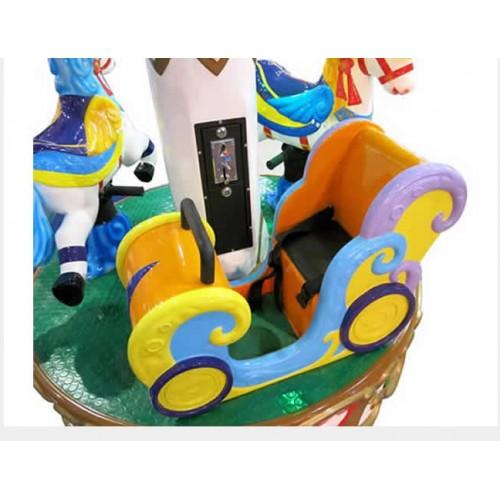 3P pony carousel